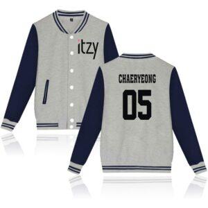 Itzy Chaeryeong Jacket