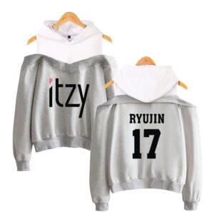 Itzy Ryujin Hoodie #3