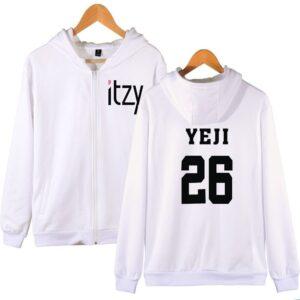 Itzy Hoodie Yeji #2
