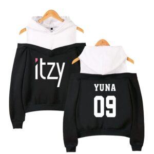 Itzy Yuna Hoodie #3