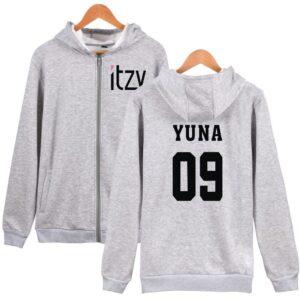 Itzy Hoodie Yuna #2