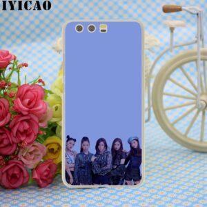 Itzy Huawei Case #8