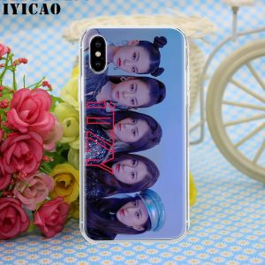 Itzy iPhone Case #10