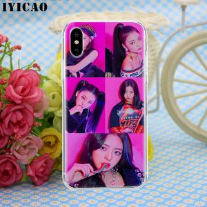 Itzy iPhone Case #3