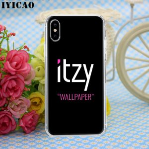Itzy iPhone Case #9