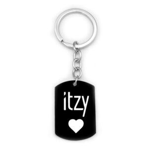 Itzy Keychain #1