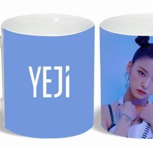 Itzy Yeji Mug
