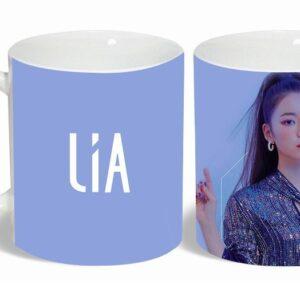Itzy Lia Mug