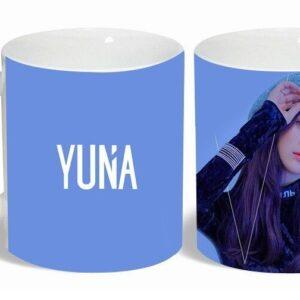 Itzy Yuna Mug