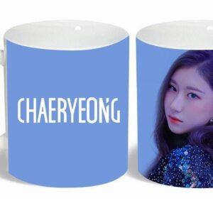 Itzy Chaeryeong Mug