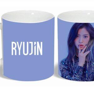 Itzy Ryujin Mug