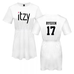 Itzy Ryujin Dress