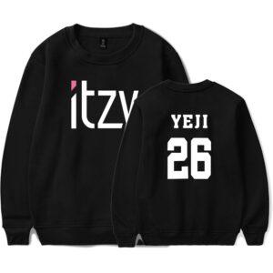 Itzy Sweatshirt Yeji