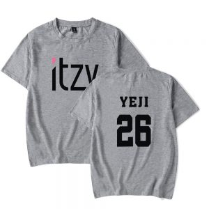 Itzy Unisex Yeji T-Shirt #1