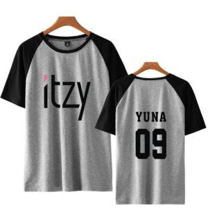 Itzy Unisex Yuna T-Shirt #2