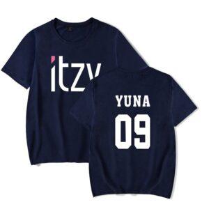Itzy Unisex Yuna T-Shirt #1