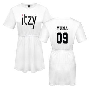Itzy Yuna Dress