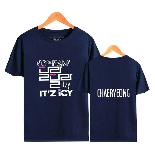 itzy merch t-shirt