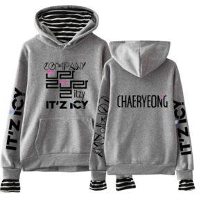 Itzy Chaeryeong Hoodie #1