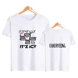 Itzy Chaeryeong T-Shirt #1