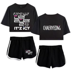 Itzy Chaeryeong Tracksuit #1