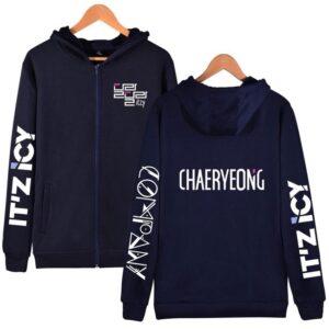 Itzy Chaeryeong Hoodie #2