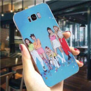 Itzy Samsung Case #1