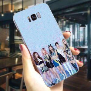 Itzy Samsung Case #3