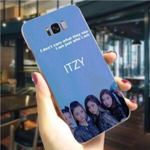 Itzy Samsung Case #9