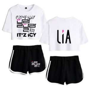 Itzy Lia Tracksuit #1