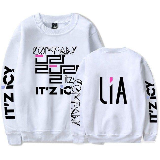 itzy lia sweatshirt