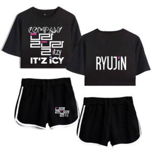 Itzy Ryujin Tracksuit #1