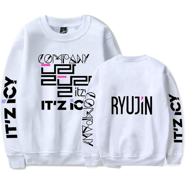 itzy merch sweatshirt