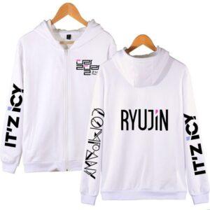 Itzy Ryujin Hoodie #2
