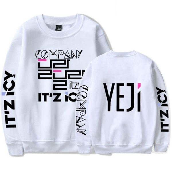 itzy yeji sweatshirt
