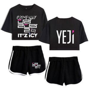 Itzy Yeji Tracksuit #1