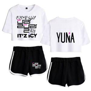 Itzy Yuna Tracksuit #1