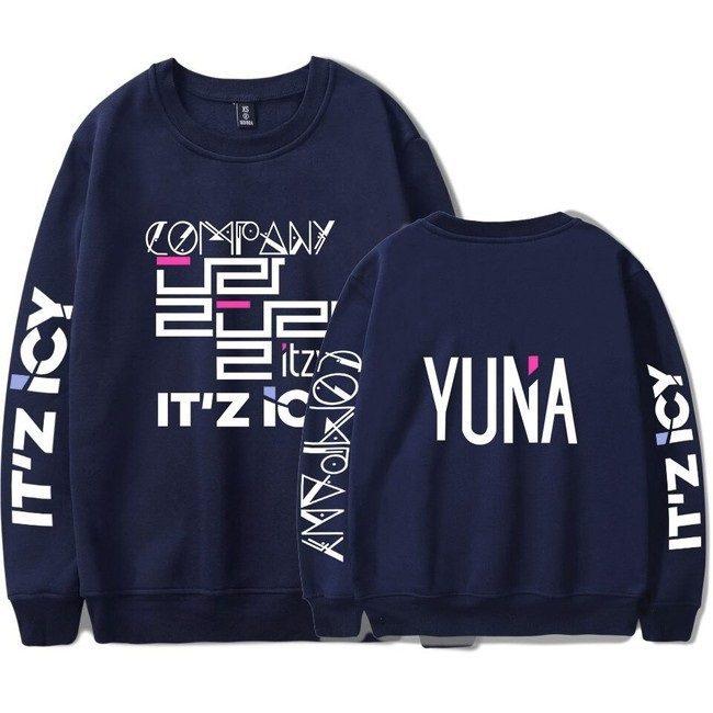 itzy sweatshirt