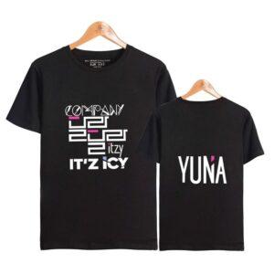 Itzy Yuna T-Shirt #1