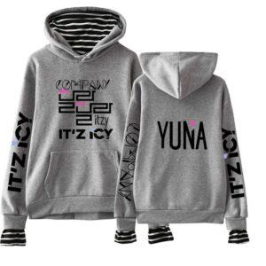 Itzy Yuna Hoodie #1