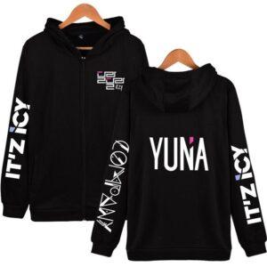 Itzy Yuna Hoodie #2