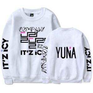 Itzy Yuna Sweatshirt #1