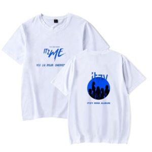 """Itzy T-Shirt """"ItzMe"""" #1"""