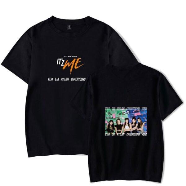 itzy itzme t-shirt