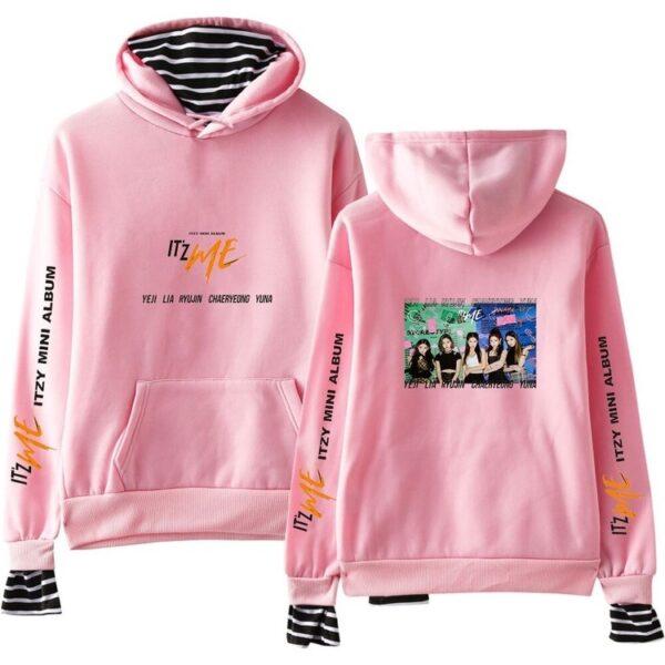 itzy itzme hoodie