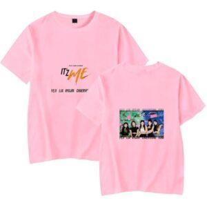 """Itzy T-Shirt """"ItzMe"""" #2"""
