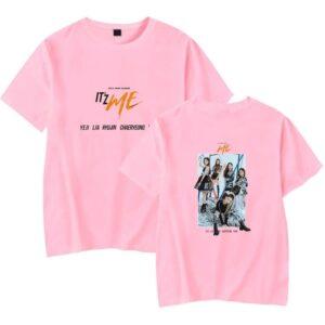 """Itzy T-Shirt """"ItzMe"""" #3"""