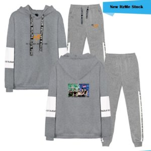 """Itzy """"ItzMe"""" Hoodie + Pants Set #4"""