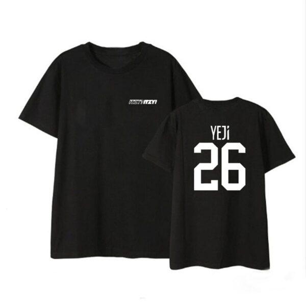 itzy t-shirt