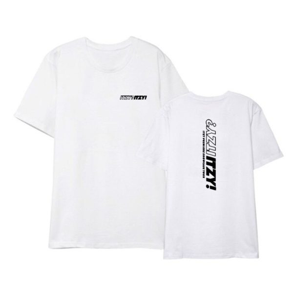 itzy t-shirts